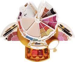 images gallery just gold makeup kit jg 9132
