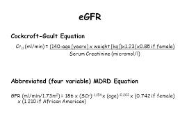 47 egfr croft gault equation