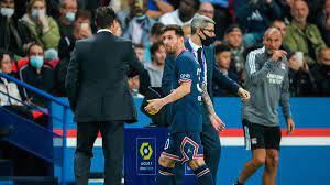 PSG: Lionel Messis Auswechslung sorgt für Wirbel - Mauricio Pochettino  rüffelt den Superstar - Eurosport