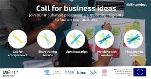 Ment Call For Business Idea