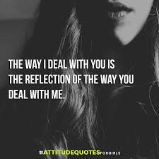 50 Best Attitude Quotes For Girls With Images Blogkiatcom