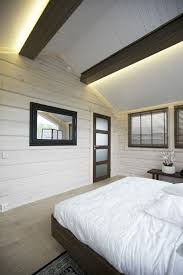 highlight lighting. Accent Lights That Highlight An Architectural Feature. LED Strip Lighting  Highlights Wooden Beams On The Ceiling. E