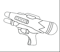 Coloring Pages Nerf Gun Home Improvement Free Of Gewerkeinfo