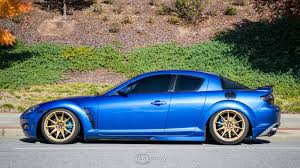mazda rx8 modified wallpapers. mazda rx8 modified blue wallpapers r