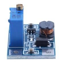 5pcs <b>High</b> Current <b>2A SX1308 DC</b>-<b>DC</b> Adjustable Boost Module U9D4