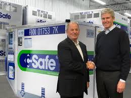 CSafe Global Names Patrick Schafer Chief Executive Officer