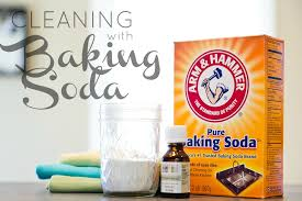 Clean with baking soda? 23 of the best ways