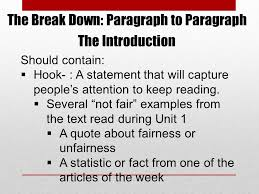 "life is not fair"" essay explanations requirements ppt  3 the"