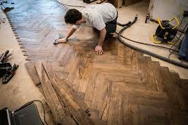 wood floor installation costs in 2020