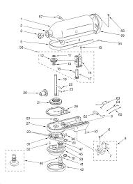 kitchenaid mixer parts list at wiring diagram saleexpert me kitchenaid superba gas range at Kitchenaid Wiring Diagram