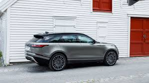 2018 land rover velar price. contemporary 2018 a very modern silhouette the new 2018 range rover velar  prices in land rover velar price