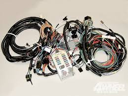 truck engine wiring harness kits 4 wheel off road magazine 4x4 electrical wiring jeep cj replacemnet harness photo 25168936