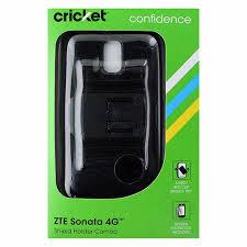 Holster Combo for ZTE Sonata 4G - Black ...