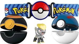 Купить <b>Пояс</b> с покеболами <b>Pokemon</b> Джангмо-о 96410: хорошая ...