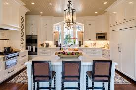 A T-shaped island is perfect for entertaining guests | Tasty Kitchens |  Pinterest | Shapes, Kitchens and House