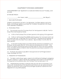 purchase agreement sample 3 purchase agreement samplereport template document report template