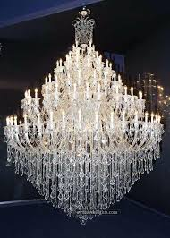 maria theresa 6 light crystal chandelier by harrison lane