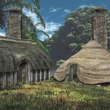 Viking Town Set 3 For Poser 3d Models Vanishingpoint
