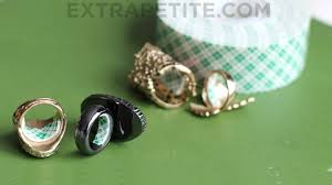 how to make rings smaller rings jewelry how to make a ring fit tighter