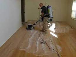 dustless buffing hardwood floors you