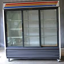 used true refrigerator. Exellent Used Used True GDM69 3 Door Refrigerator Merchandiser Excellent Free Shipping Intended A