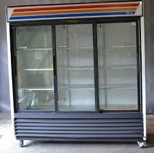 used true gdm 69 3 door refrigerator merchandiser excellent free