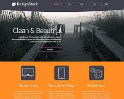 Website Layout Template Impressive Website Design Layout Template 28 Best Free Psd Website Templates