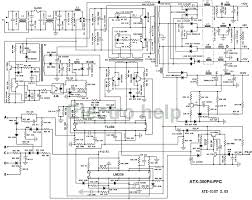 Diagram wiring for puter power supply yhgfdmuor