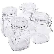 canisters contemporary large glass canister jars unique creative hobbies clear glass jars with locking