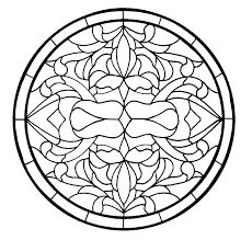 Islamic Mosaic Coloring Pages With Islamic Ornament Mosaic Coloring