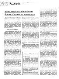 native american contributions to science engineering and  pdf extract preview