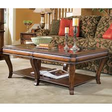 furniture brookhaven 3 piece rectangular coffee table set hayneedle
