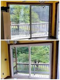 replacing rollers on sliding glass doors replace sliding glass door replaced sliding glass door how to
