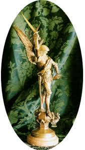 St. Michael the Archangel prayer, short and <b>long versions</b>