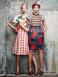 Mixing Patterns Magnificent How To Wear Prints Patterns Clashing Mixing Prints Mixing