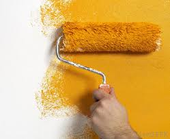 painting a wallWhat are the Different Types of Interior Paint Finishes