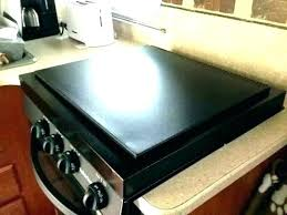 how to clean whirlpool glass top stove flat top ve glass cover whirlpool cook cleaner burner