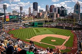 Pittsburgh Pirates Stadium Seating Chart Pnc Park Wikipedia