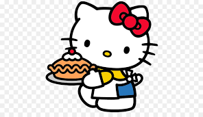 Hello Kitty Icon Clipart Drawing Color Smile