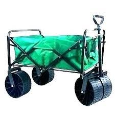 Heavy Duty Folding Wagon Best Collapsible All Terrain Utility Beach