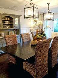 dining room table with wicker chairs best wicker dining chairs ideas on stunning dining room table