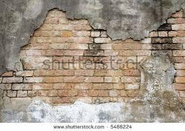 exposed brick walls old brick wall