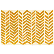 gold chevron rug 4 x 6 gold bars rug gold harper chevron area rug