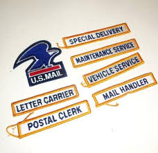 Cover Letter For Us Postal Service Job 7 Vintage Us Mail Postal Service Post Office Patch Lot By