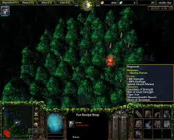 warcraft 3 map dota allstars ai fun 6 71b 2 6 full screenshot
