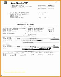 Free Bank Statement Generator Lovely Bank Statement Templates ...