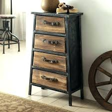 corner accent table with drawer small