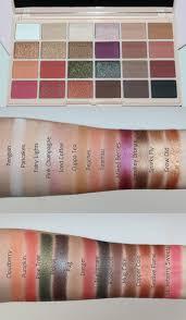 makeup revolution soph eyeshadow palette makeuprevolution makeupreview makeup
