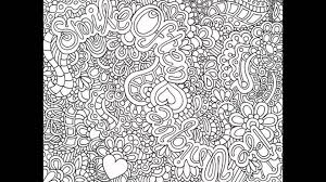 Small Picture Hard Coloring Pages httphardcoloringpagesinfo YouTube
