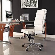 Comfortable Desk Chair White